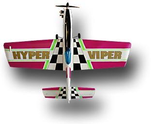 Scratch building a new plane - without plans, just an idea Cox_hyper_viper_1