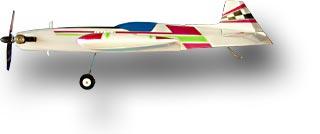 Scratch building a new plane - without plans, just an idea Cox_hyper_viper_2