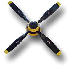 ... propeller aerial propeller compare this with the marine propeller